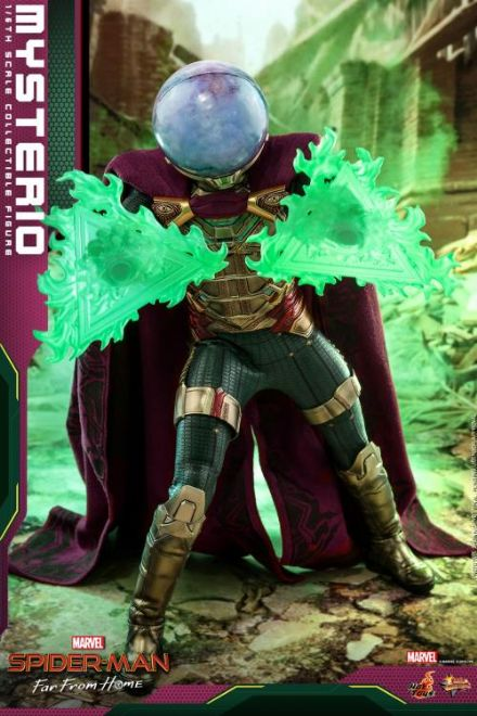 *Pre Order* Hot Toys 1:6 Marvel Spider-Man Far From Home Mysterio